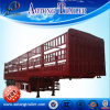 Low Price Store House Bar/Fence Cargo Type Semi-Trailer