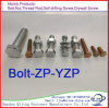 Titanium Hexagon Socket Head Bolt
