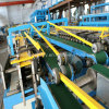Air Duct Foming Machine / Ventilation Pipe Producing Machine for HVAC Duct Making