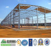 Steel Structure Metal Frame Prefab Building Warehouse