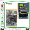 Three Tiers Vegetable and Fruit Display Rack and Shelf
