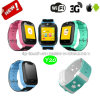2017 High Quality 3G GPS Watch with Camera Y20
