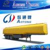 45000 Liters Fuel Tanker Semi Trailer, 3 Axle 50000 Liters Oil Tanker Trailer, Truck Fuel Tanker Trailer for Sale