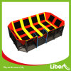 Children Indoor Trampoline Park Factory
