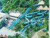 Theme Park Fiberglass Water Slides Pool Slides