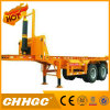 CCC ISO Approved 2 Axle Dump Tipper Semi-Trailer