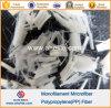 32mm 36mm 40mm 42mm 44mm Polypropylene PP Staple Fiber Fibre