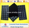 HDPE Waterproof Drainage Membrane with Non Woven Geotextile