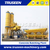 Hzs25 Skip Hoist Type Mini Concrete Batching Plant Used in Small Project