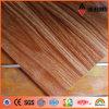 2mm-6mm Exterior Construction Decorative Wall Materials Wooden Look ACP (IdeabondAE-302)