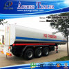 3 Axles 45000 Liters Oil Tanker Semi Trailer