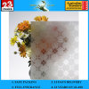 3-8mm Clear Rh-4 Acid Etched Patterned Glass with AS/NZS 2208