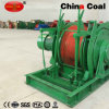 Coal Mining Explosion Proof Electric Lifting Hoist Underground Dispatching Winch