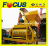 Full Automatic Concrete Mixer, 50-60cbm/H Twin Shaft Concrete Mixer