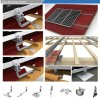Distributed Hook Roof Solar PV System