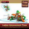 En1176 Popular in Europe Outdoor Plastic Playground