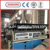 Plastic Material PVC Extruder