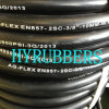 Smooth SAE R17 Wire Braid Reinforcement Hydraulic Hose