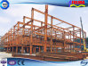 Light Steel Structure Frame with TUV Approved (FLM-037)
