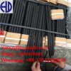 Black Painted Round Steel Nail Stake Price with Hole