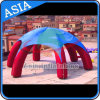 Customized Air Inflatable Spider Tent with 6 Legs for Event
