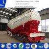 3 Axles Cement/Lime/Powder Coal Ash/Fly Ash/Silt Material /Tank Semi Trailer