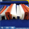 Customized Mechanical Sheet Silicone Square Strips Auto Door Rubber Seal