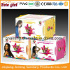 Winged Shape and Night Time Used Lady Sanitary Napkin