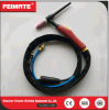 Feimate Low Price Wp17 Separated TIG Argon Welding Torch with Red Handle