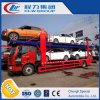 FAW 4X2 5 Units SUV Car Carrier Truck for Sale