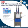Pneumatic Double Heads Anticorrosion Liquid Filling Machine for Cream (YLHF-1000)