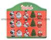 Resin Christmas Santa, Christmas Tree, christmas Snowman Magnet Decoration