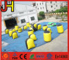Inflatable Air Bunker Set, Inflatable Paintball Barriers, Inflatable Paintball Bunker Field