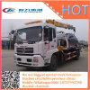 Tianjin 5ton Tilt Tray Flatbed Wrecker Tow Truck with Crane