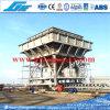 100cbm Rail Mounted Mobile Port Hopper