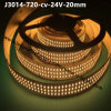 J3014-720-20mm 12/24V RGB 60LEDs Waterproof LED Strip Light Bar