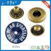 Customized Fashion Brass Snap Button for Shirts