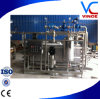 300L Small Capacity Tubular Type Automatic Uht Milk Pasteurizer