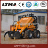 0.15 M3 Capacity Mini Skid Steer Loader with Optional Attachments