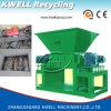 Woven Bag Double Shaft Recycling Shredder/ Plastic Shredding Machine