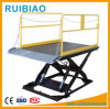 4ton Hydraulic Single Cylinder Car Lift Underground Car Lift Price