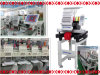 Computerized Embroidery Machine with 8 Heads 9 & 12 Colors Embroidery Machine Dahao/Topwisdom Control Panel