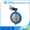 Single Flange Type Cast Iron Butterfly Valve