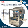 Automatic Bottling Paste and Liquid Filling Machine for Engine Oil Blake Liquid and Coolant