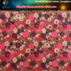 290t Polyester Taffeta Fabric, Floral Printed Jacket Fabric for Coat