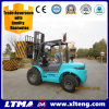 3 Ton Diesel off-Road Forklift 2WD ATV Rough Terrain Forklift