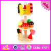 2016 Newest Role Play Kids Wooden Ice Cream Toys W10b172