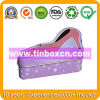 Gift Tin Box with Shoes Shape, Metal Gift Can
