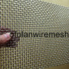 Titanium Wire Mesh Applied in Caustic Alkalies Caustic Soda 20 Mesh 0.3mm