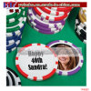 Party Supplies Theme Casino Party Favors Casino Poker Chips (P4091)